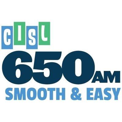 CISL 650am radio logo