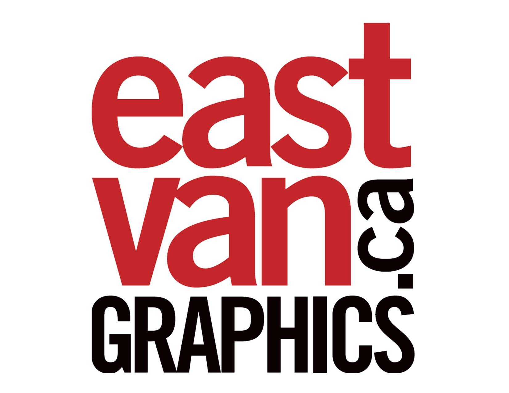 East Van Graphics logo