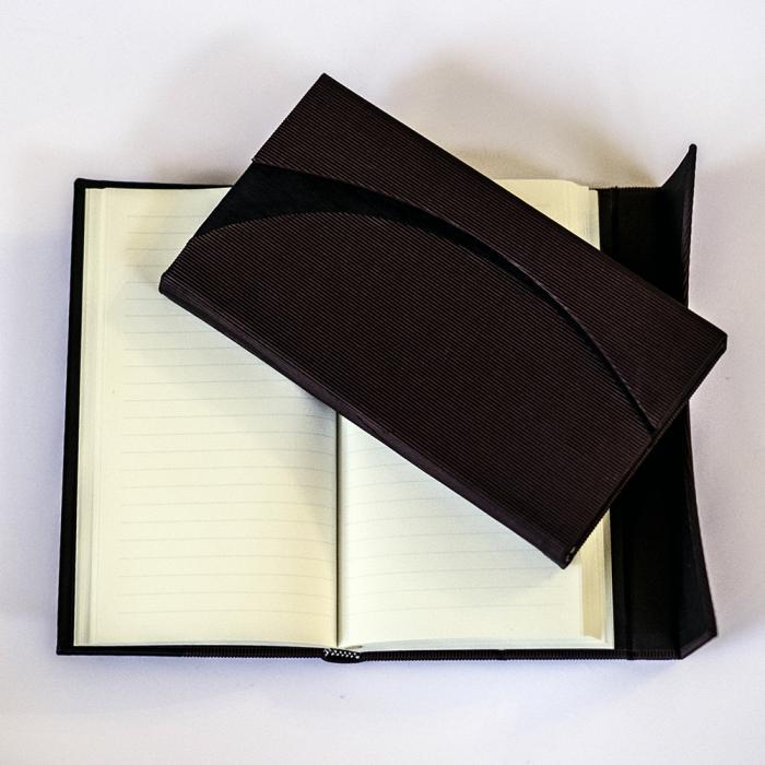 Seva Burgundy Slim paperblanks