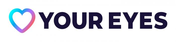 Love Your Eyes Logo Banner