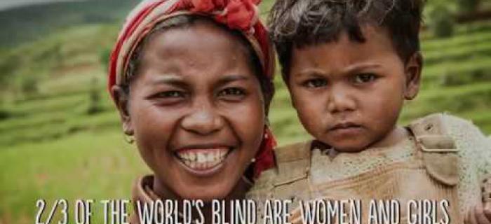 #EqualRight2Sight - International Women's Day 2017