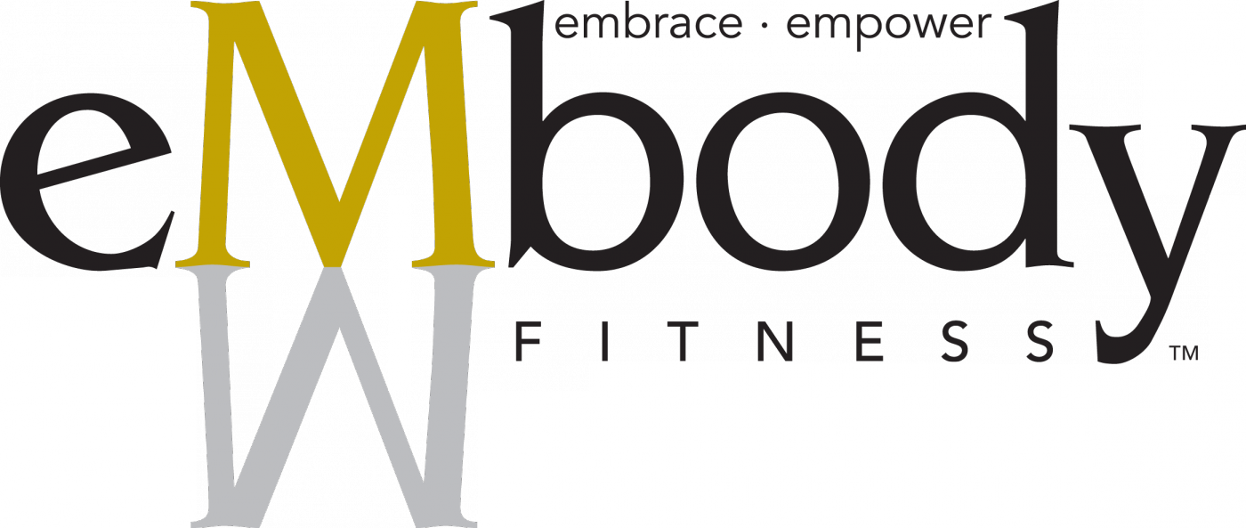 eMbody Fitness Club logo