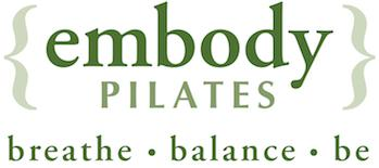 Embody Pilates Studio Logo