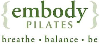 Embody Pilates logo