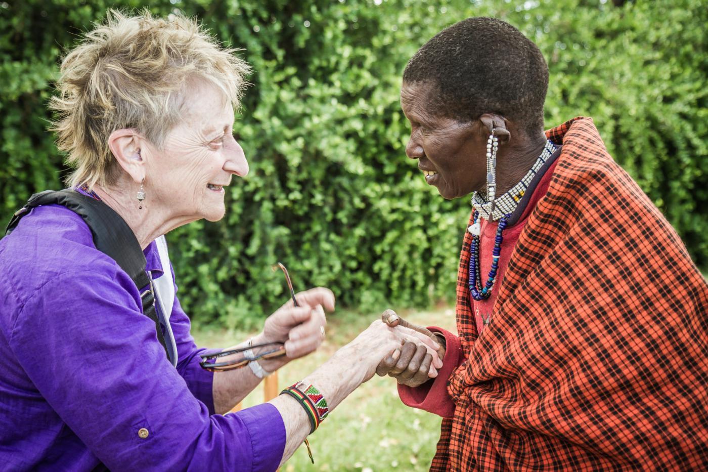 Susan Erdmann Maasai