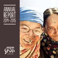 Seva Annual Report 2014-2015