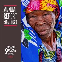 2019-2020 Seva Canada Annual Report Cover Image by Darrell McKay