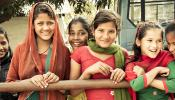 group of Nepali girls