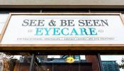 See & Be Seen Eyecare Storefront banner