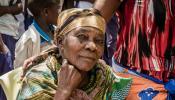 Tanzanian woman by Ellen Crystal