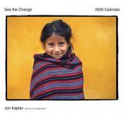 2020 Seva Calendar by Jon Kaplan cover image