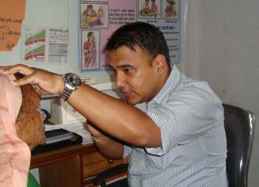 Mr. Susan Nakarmi Nepal Ophthalmic Assistant