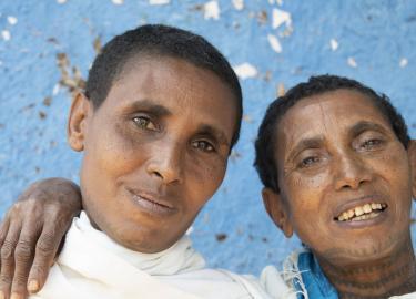 Ethiopian Women by C. Stephanie Glotman
