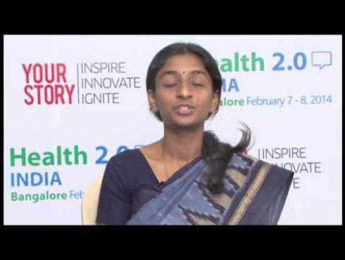 Deepa Krishnan from Aravind Eye Care System