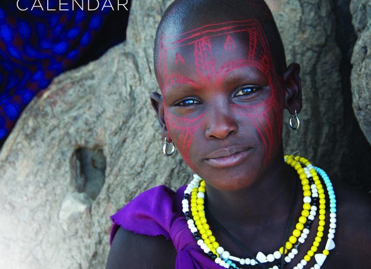 2021 Seva Calendar Cover Image photo by Peter Mortifee
